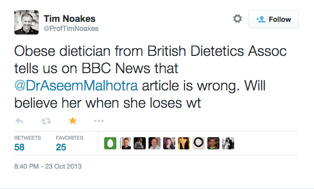 Noakes on Catherine Collins
